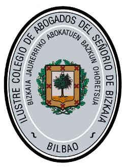 Bizkaia jaurerriko abokatuen bazkuna/ Colegio de abogados del señorio de Vizcaya