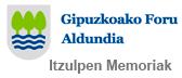 Gipuzkoako Foru Aldundia. Itzulpen datu basea