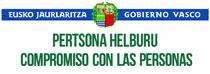 Eusko jaurlaritza / Gobierno vasco - Justizia eta herri administrazio saila